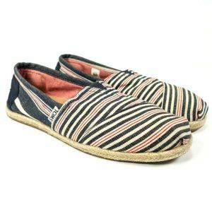 Toms Shoes Classic Canvas Espadrilles